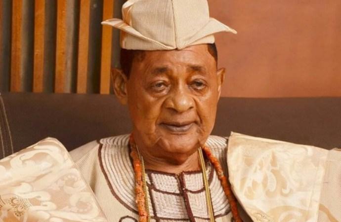 80-Year-Old Alaafin Of Oyo