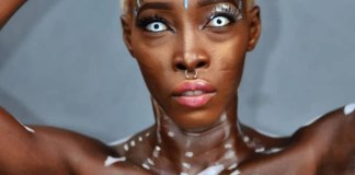 'I Will Not Change For No One' - Model Adetutu Again Poses Completely Naked