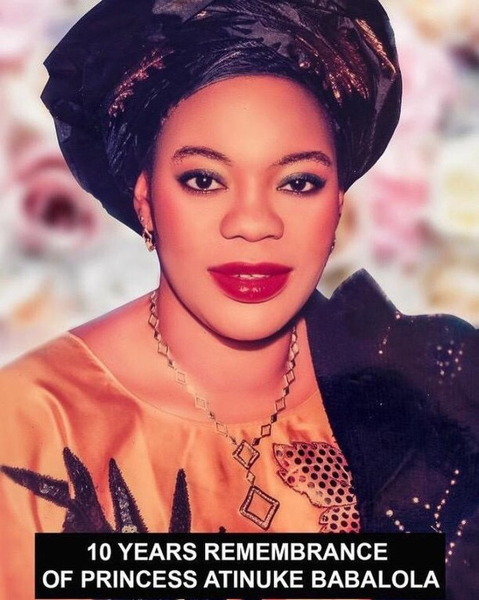 'It's Been That Long And I Still Haven't Healed' - Toyin Lawani Remembers Her Late Mom