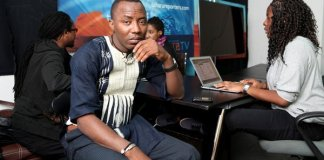 Sahara-Reporters Omoyele Sowore