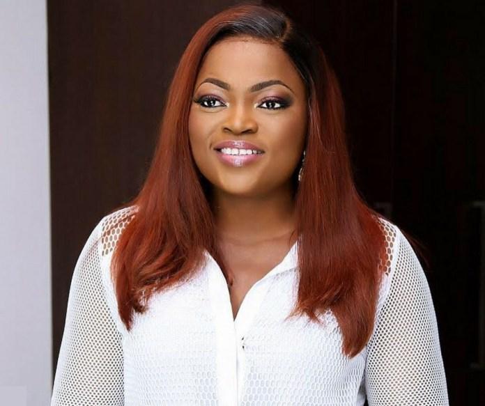 Nollywood Actress Funke Akindele