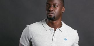 Ghanaian Actor Chris Attoh