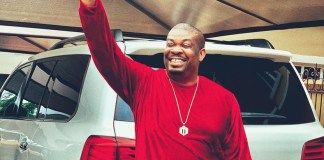 Nigerian Music Producer - Don Jazzy