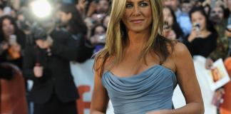 Hollywood's Jennifer Anniston