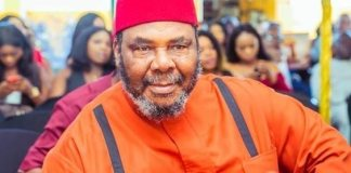 Nollywood's Pete Edochie