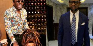 Comedian Bovi and Pastor Biodun Fatoyinbo