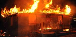Fire Outbreak