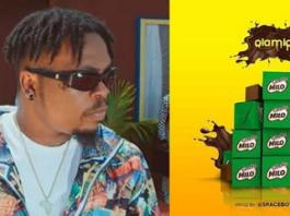 Olamide's new single, Choco Milo