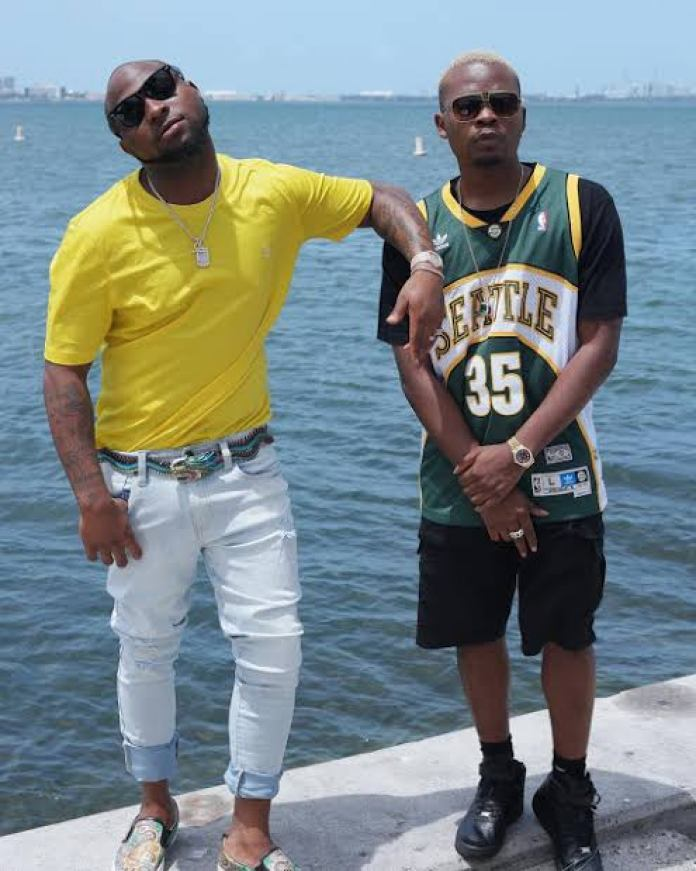 Davido and Olamide