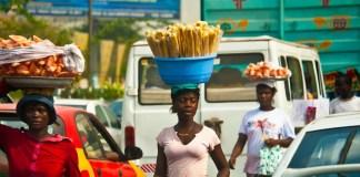 Street Hawker