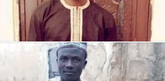 , Saminu Idris and Idris Dahiru,