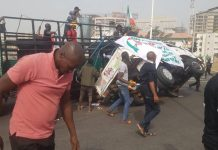 PDP bus accident