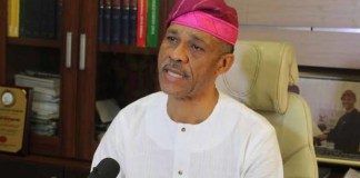 Prof. Akin Abayomi, Commissioner for Health, Lagos state