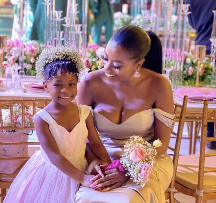 Imade Adeleke, Sophia Momodu