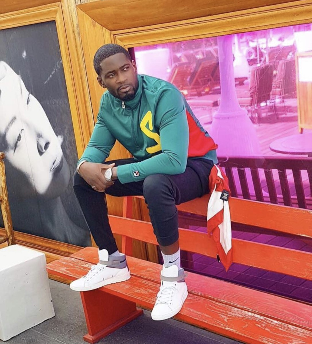 Teebillz Showers Praises On Tacha (Photo)