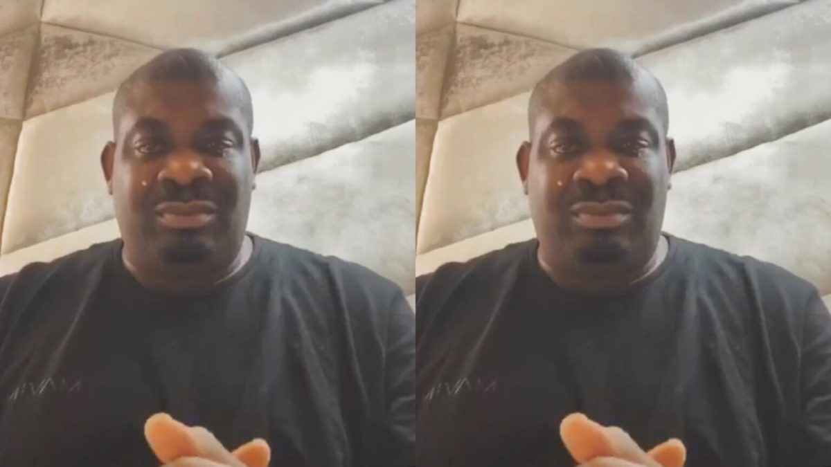 I Dont Mind Marrying All The Women Im In love With – Don Jazzy