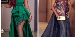 Tacha and Funke Akindele-Bello