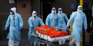 covid-19 dead patient