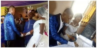 15 Year old marries 22 year old in Abia