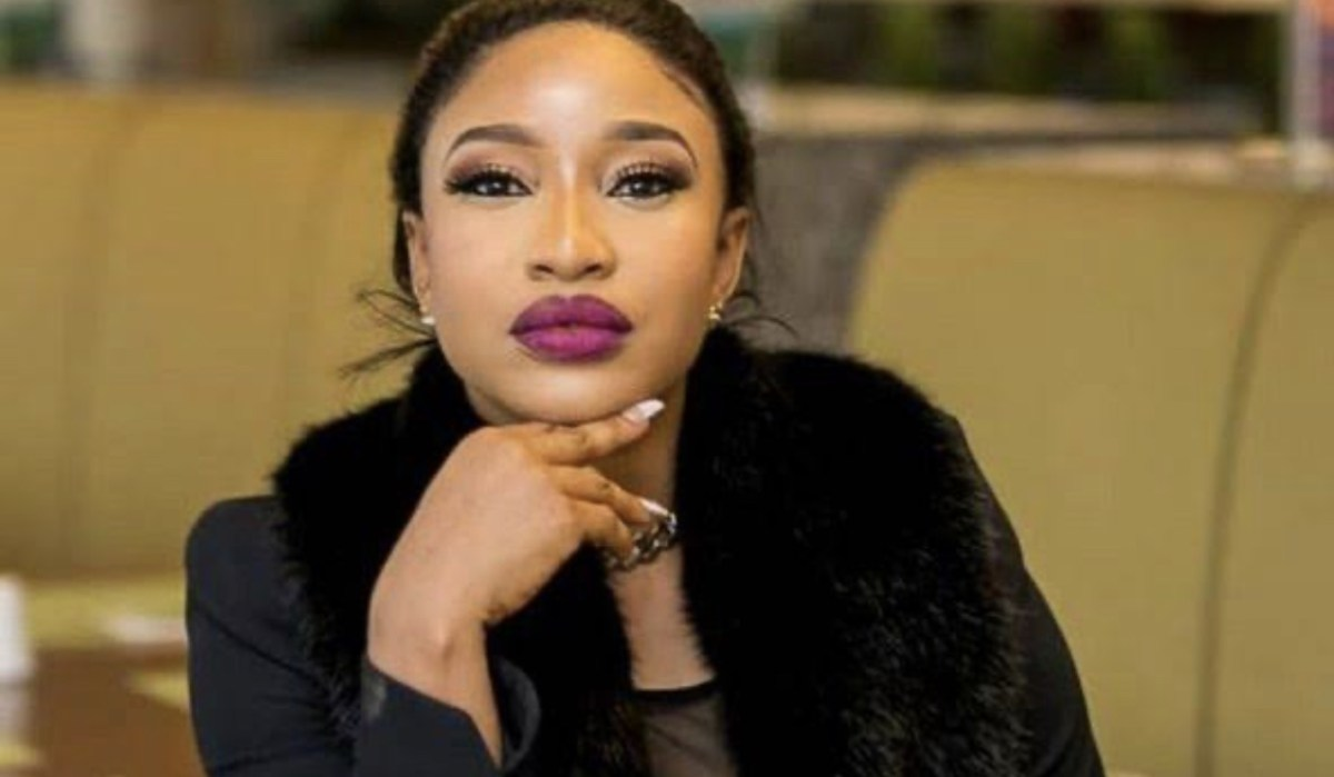 Tonto Dikeh Reveals She Doesn't Want To Know About Her Lover's Past