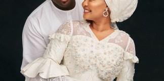 Oba Saheed Elegushi and his second wife, Olori Hadiza Yakasai Elegushi