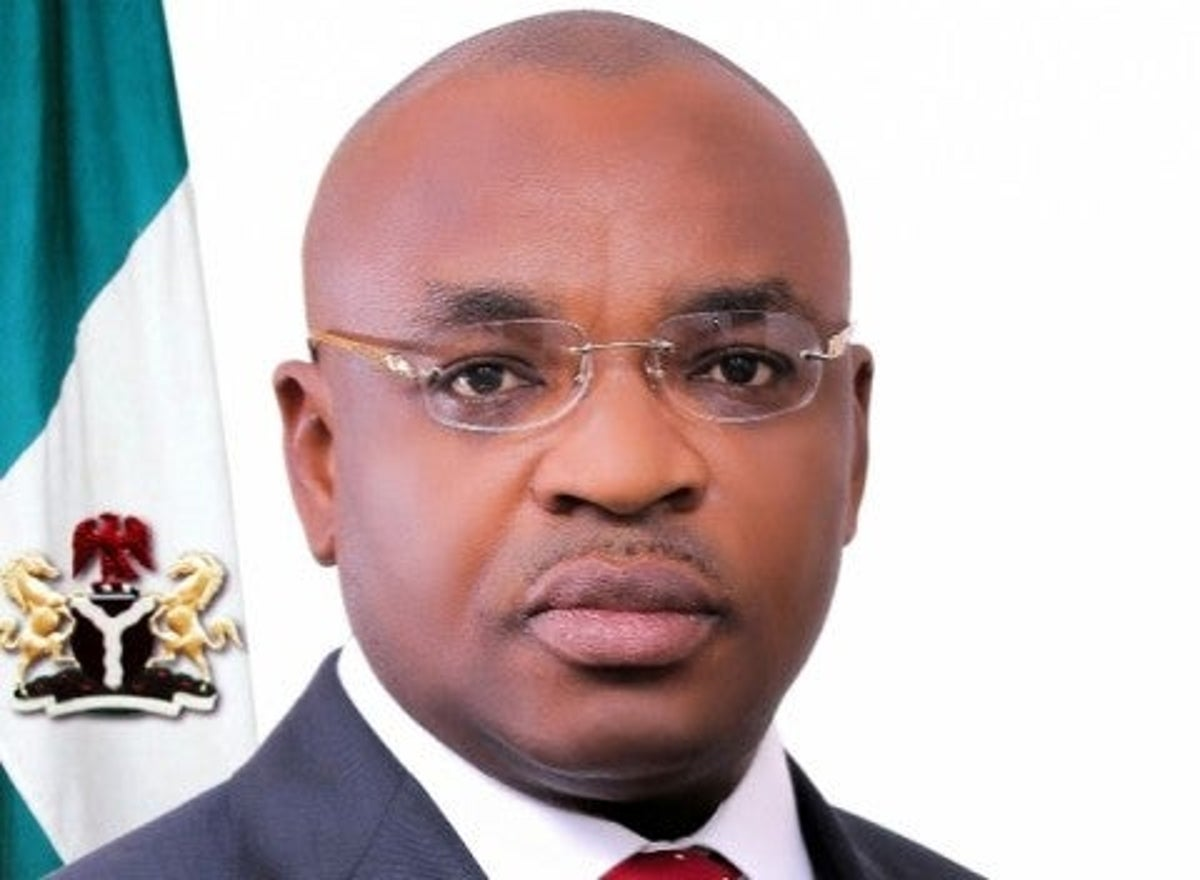 Im Yet To Receive One Naira From FG To Fight COVID-19: Gov Emmanuel