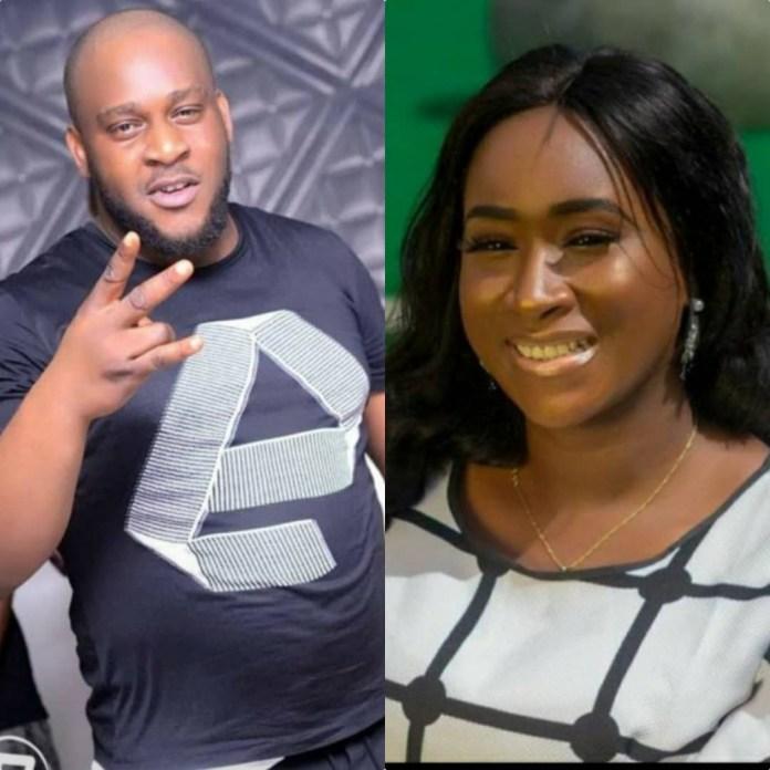 Olamide Alli and Chris Ndukwe