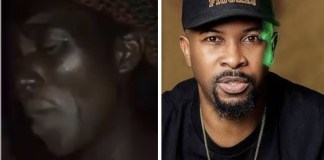 Ruggedman and the lady