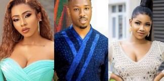 Mercy, Ike and Tacha