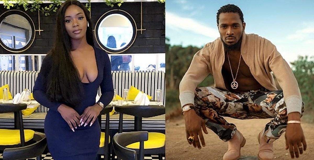 DBanj Sues His Rape Accuser, Miss Seyitan For N1.5 Billion
