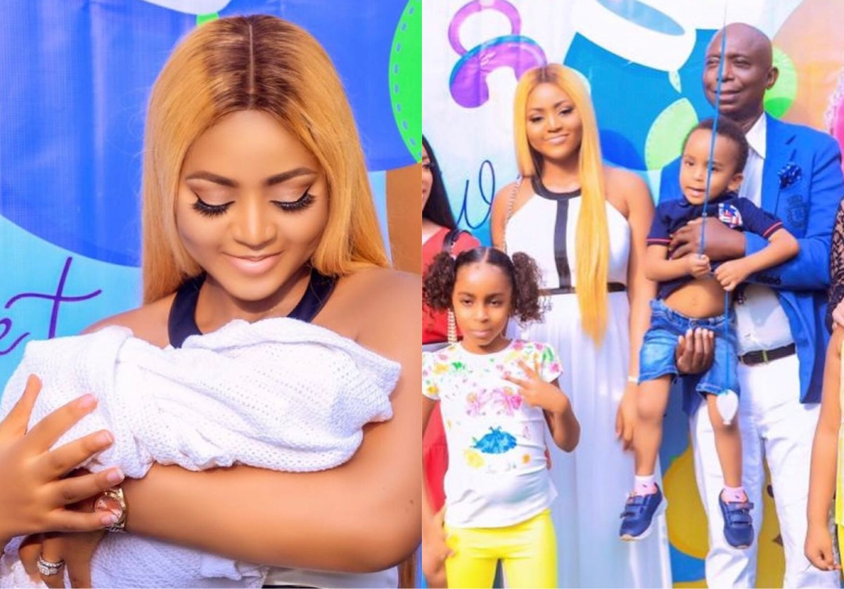 Regina Daniels Opens Up On Her Motherhood Experience (Video)