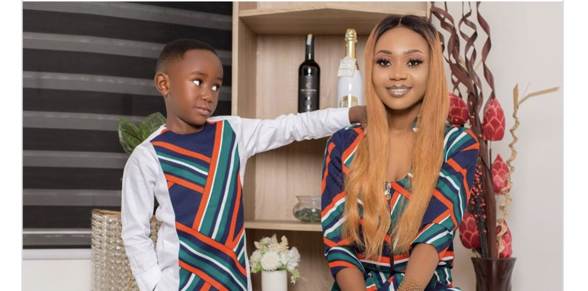 Ghanaian Actress Akuapem Poloo Arrested For Sharing Nude Photo With Her Son
