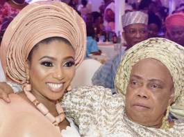 Stephanie Coker and her mother-in-law
