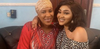 Fathia Williams, Mercy Aigbe