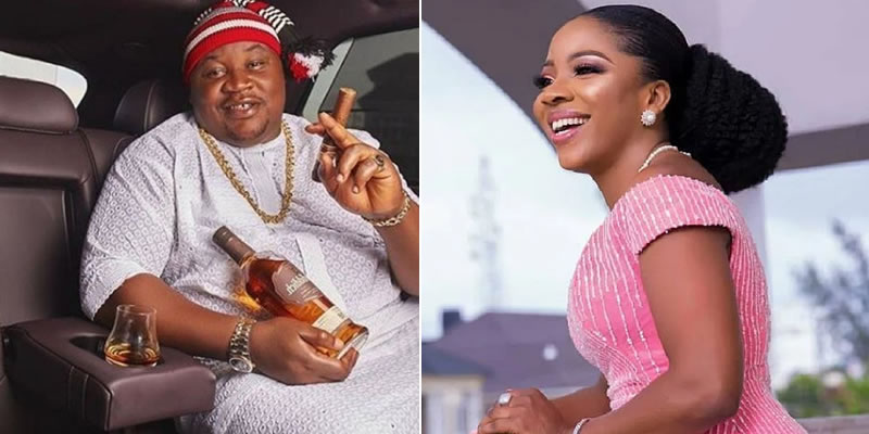 Sandra Ikeji Knocks Cubana Chief Priest For Accusing Her Husband Of Sipping Free Drinks In His Club