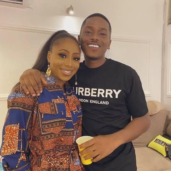 Dakore Egbuson-Akande and Timini Egbuson