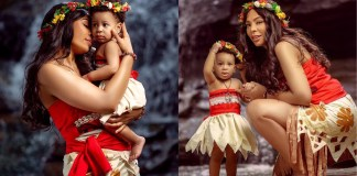 Tboss and her daughter