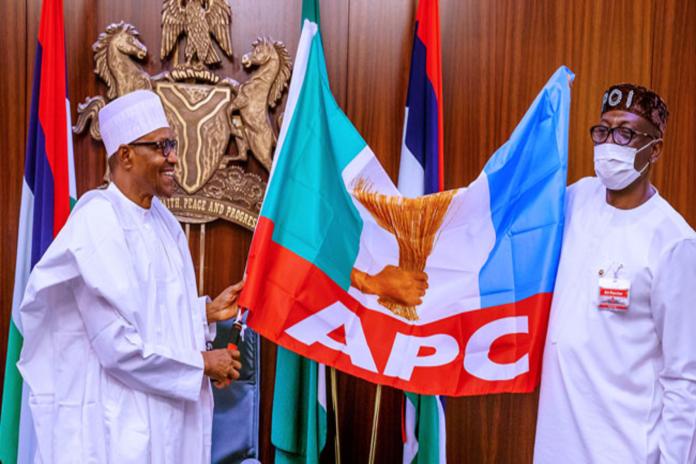 Buhari endorses Ize-Iyamu