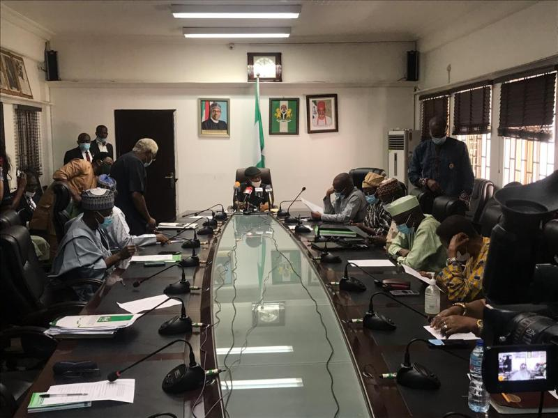 """""""Negotiation with FG yielded good result"""" - ASUU raises hope of resumption after recent meeting"""