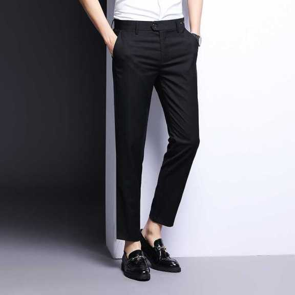 Cropped Pant Formal wear