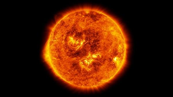 Sun Facts, Color and Structure of Star (sun) (The Nearest Star from Earth)
