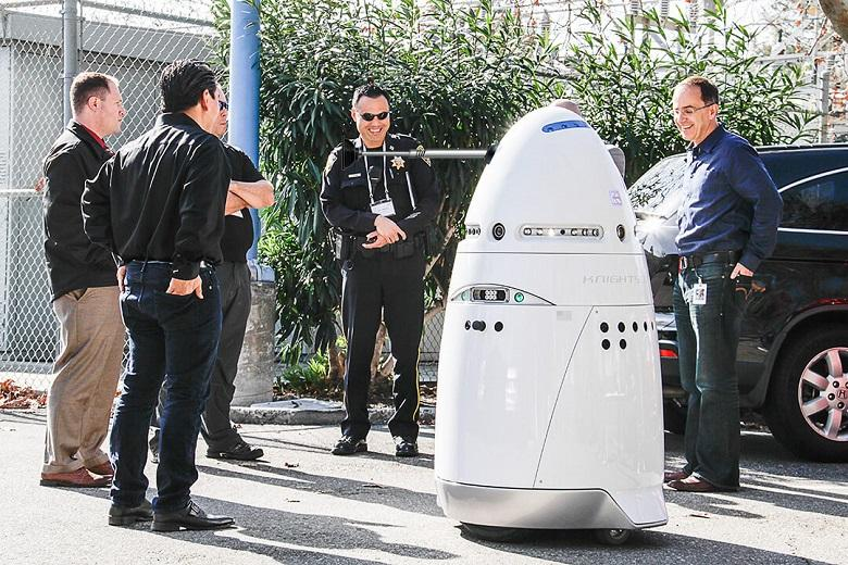Security Robot - Types of robot
