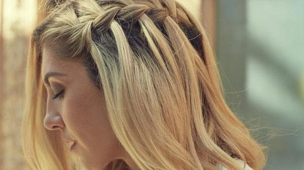 How to Do a Waterfall Braid Easy and Step by Step Approach