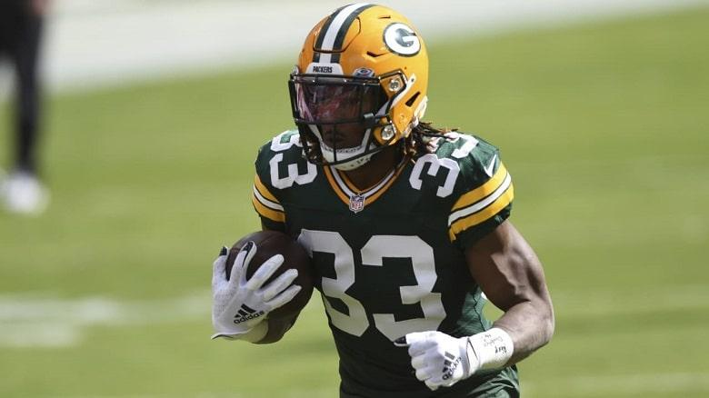 Rapoport Reported that Packers are Hopeful about Aaron Jones to Play