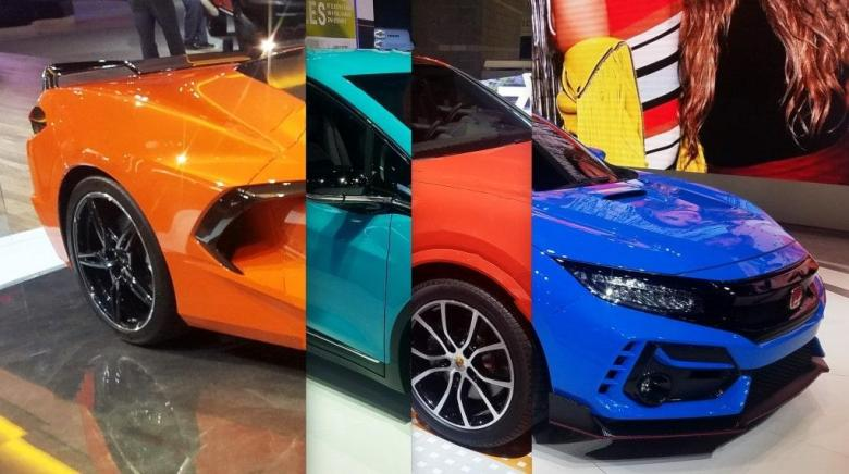 Color Likings and Car Types