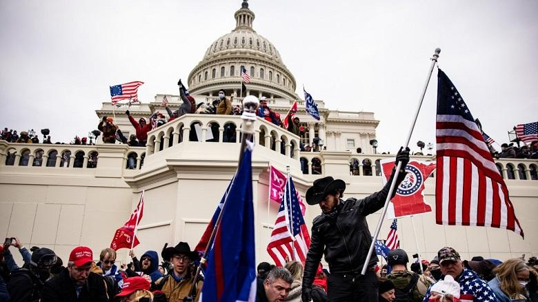 After US Assault Protests Demand End To Fascist Coup