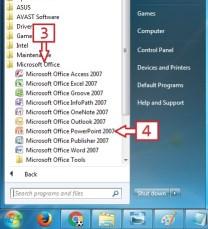 Microsoft Powerpoint 1