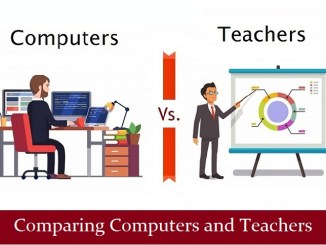 Comparing Computers (Technology) and Teachers