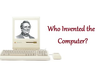Who is Invented the Computer