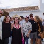 Toda Valencia y los alcaldes de l'Horta Nord en la inauguración del Beach Club Cattaleya Mar